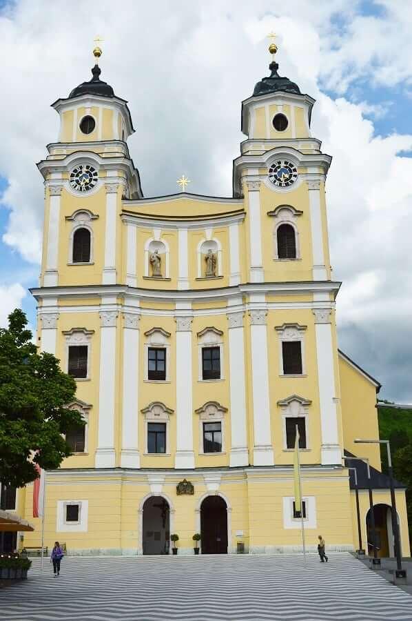 St Michael's Church, Mondsee