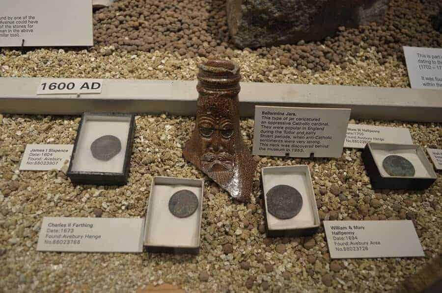 Alexander Keiller Museum in Avebury