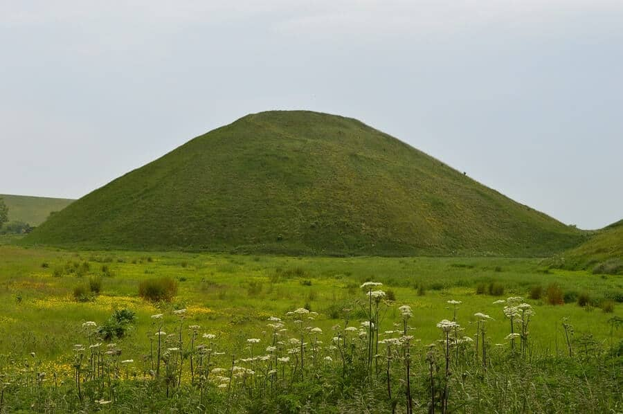 Avebury Burial Mound