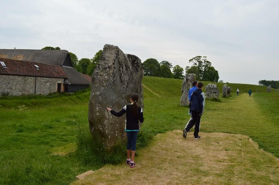 Avebury Stone Monuments