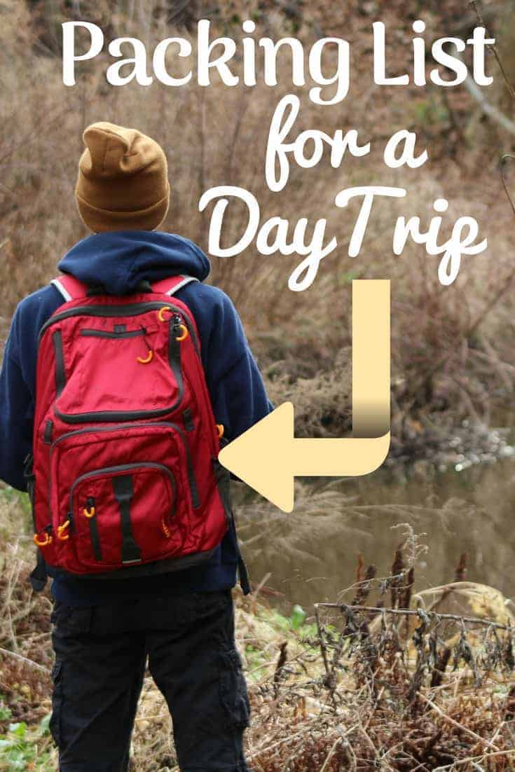 Packing List for a Day Trip