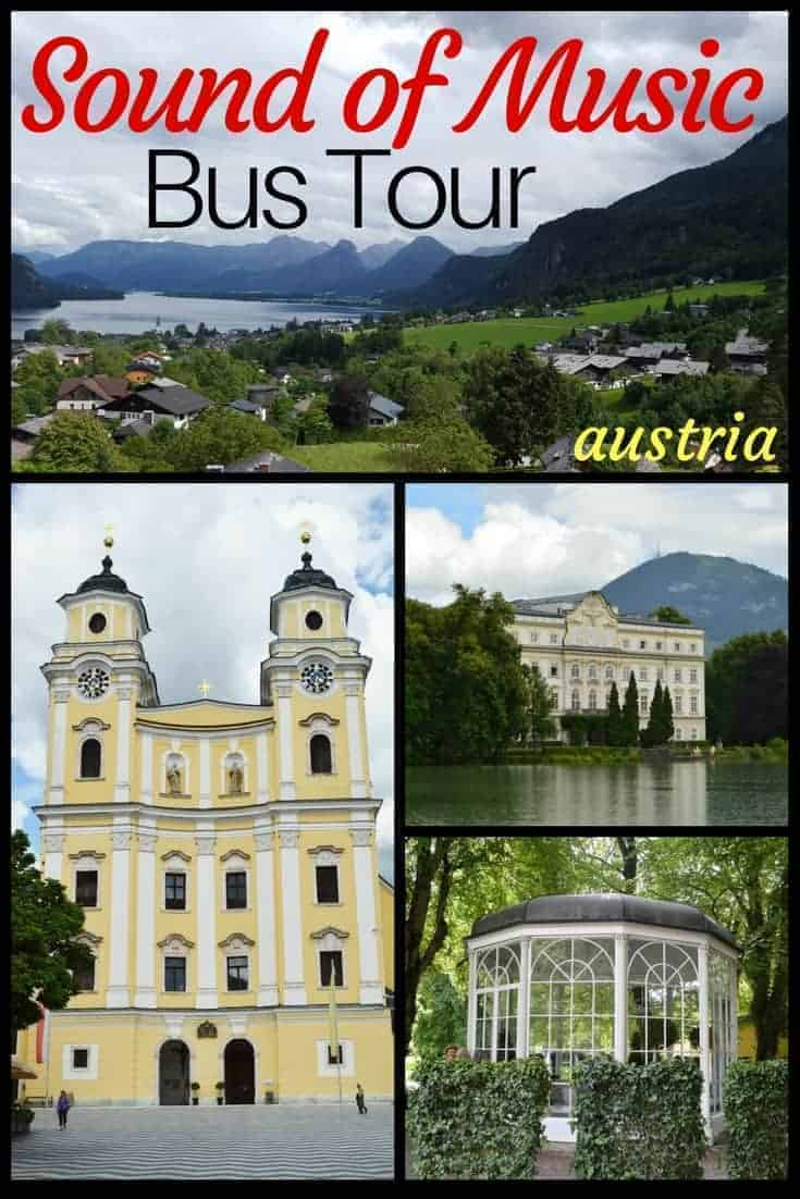Sound of Music Bus Tour of Austria
