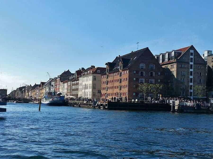 Copenhagen Canal Boat Tour