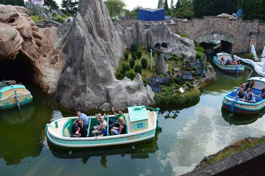 Disneyland Paris Storybook Canal ride