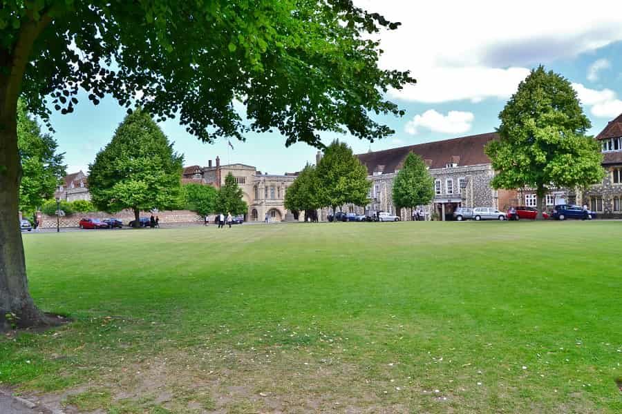 King's School in Canterbury