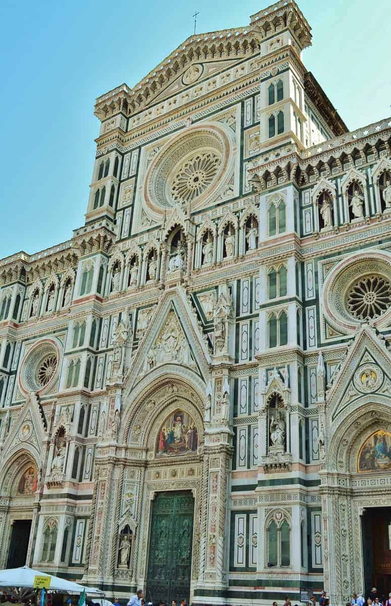 Duomo Cathedral in Florence Italy