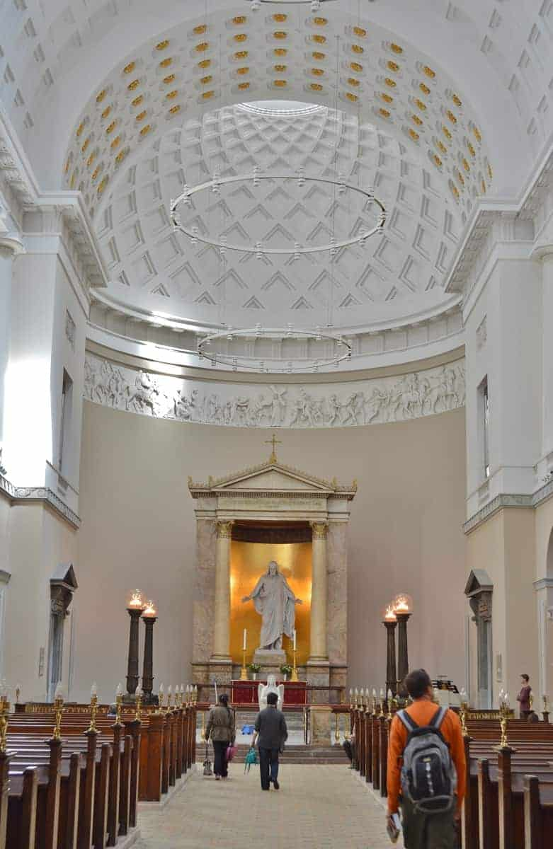 Christiansborg Palace Chapel