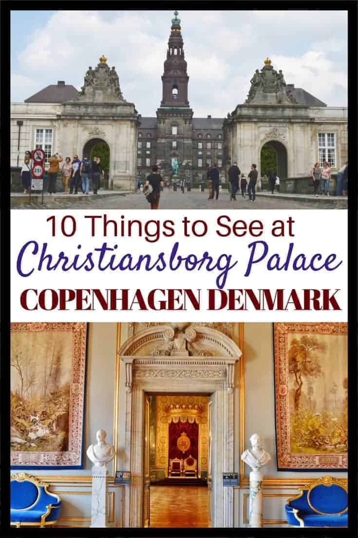10 Things to See at Christiansborg Palace in Copenhagen