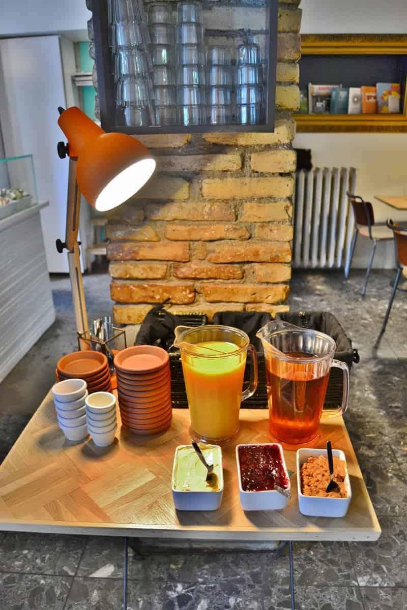 Bergsson Mathus, Reykjavik Juice Bar
