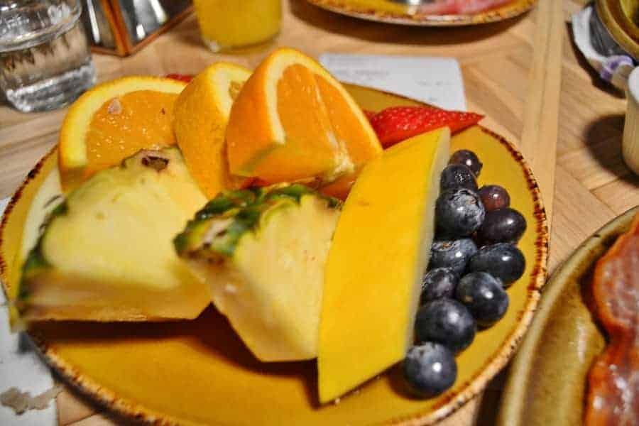 Bergsson Mathus, Reykjavik Fruit Plate