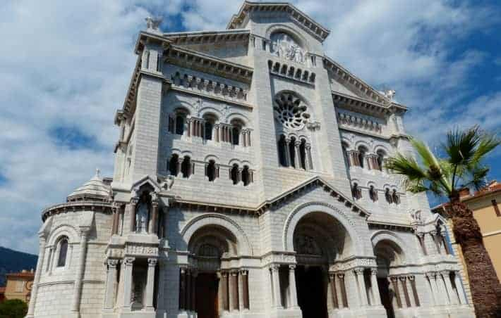 Saint Nicholas Cathedral in Monaco