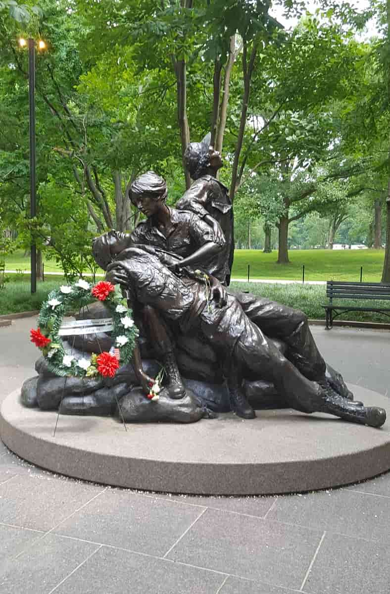 Vietnam War Memorial for Women