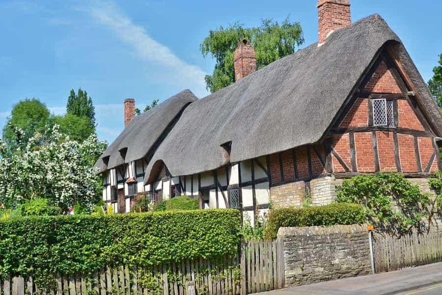 Ann Hathaway Tudor House