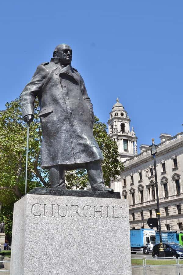 Churchill War Room