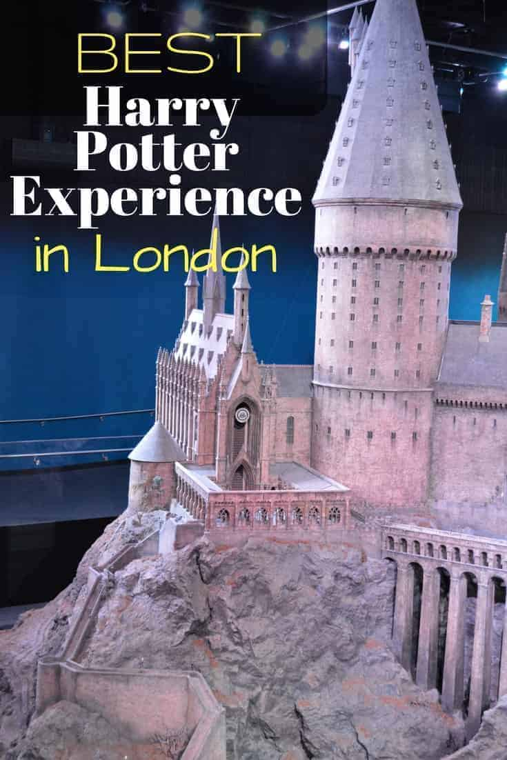 BEST Harry Potter Experience in London