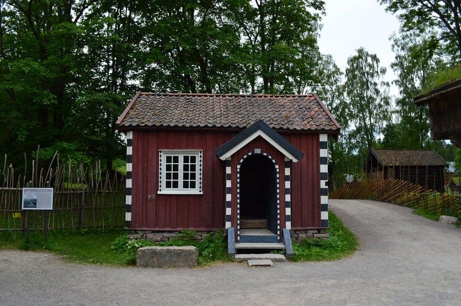 Norway Folk Museum Cappelen House