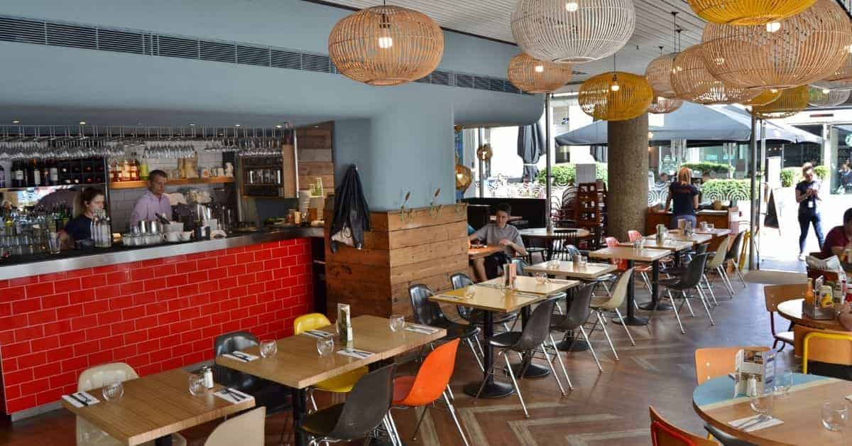 Best 3 Family Restaurants in London