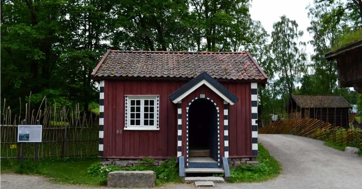 Folk Museum Oslo, Norway