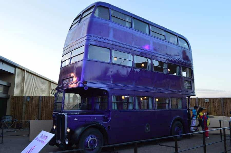 Harry Potter Purple Knight Bus