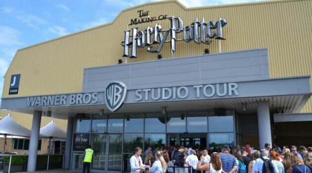 Harry Potter Tour at Warner Brothers Studio in London