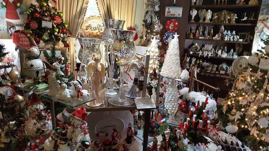 Pirate's Treasure Christmas Shop