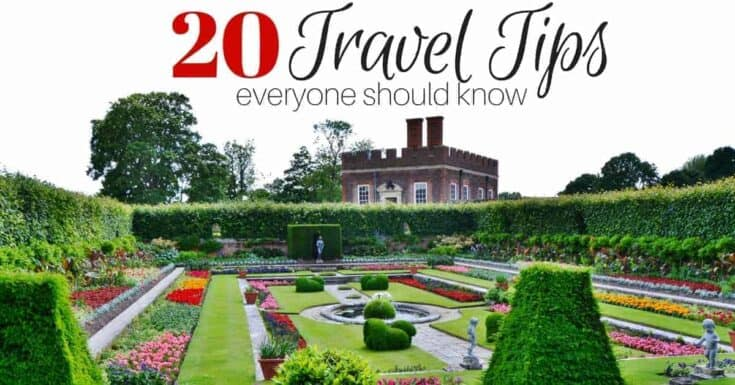 20 Travel Tips that Everyone Should Know