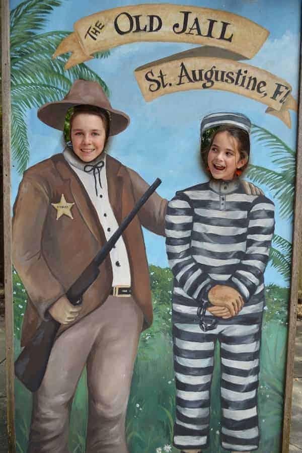 Old Jail St Augustine