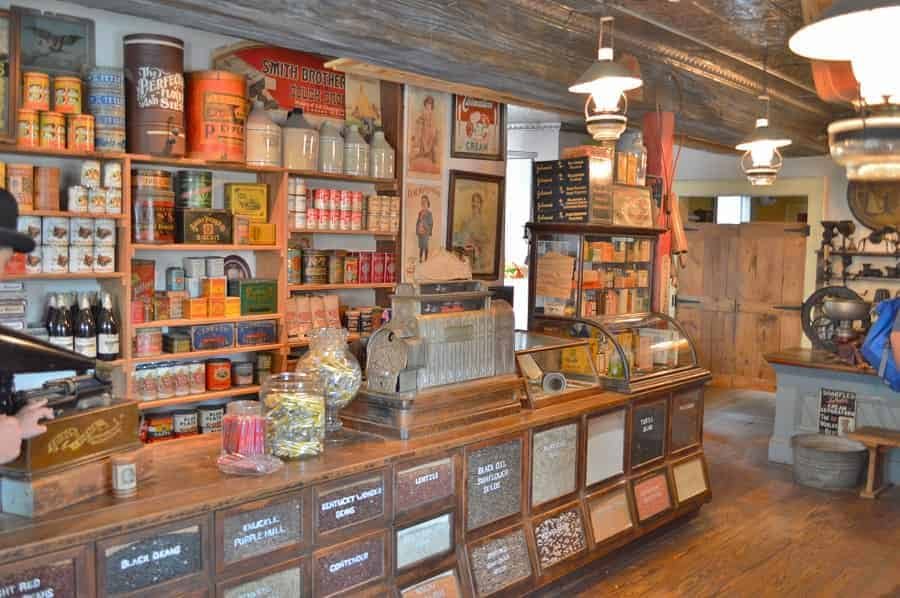Oldest Store Museum in St. Augustine Florida