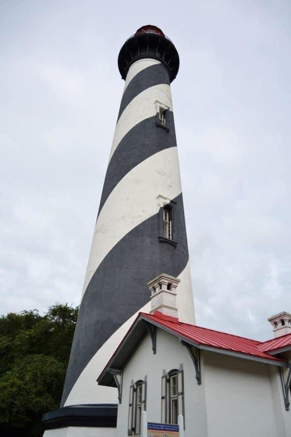 St Augustine Light House