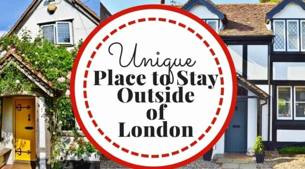 Where to Stay in Windsor, Outside of London