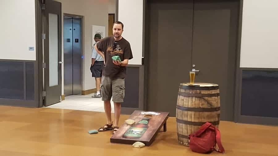 Sierra Nevada Brewery Game Room