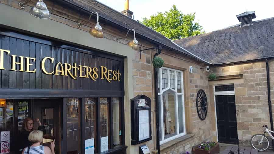 Carter's Rest in Jedburgh