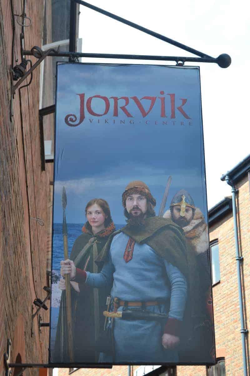 Jorvik Viking Center in York