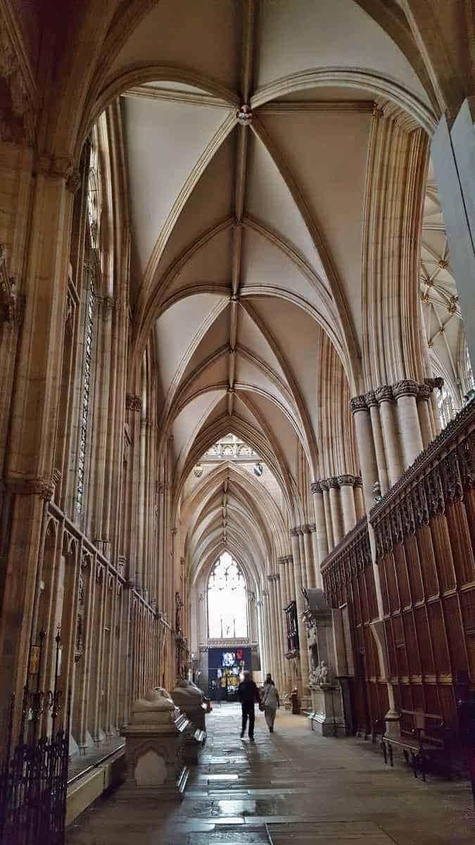 York Minster Architecture