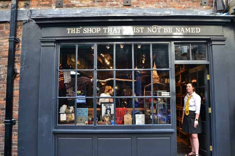 Harry Potter Shop in York
