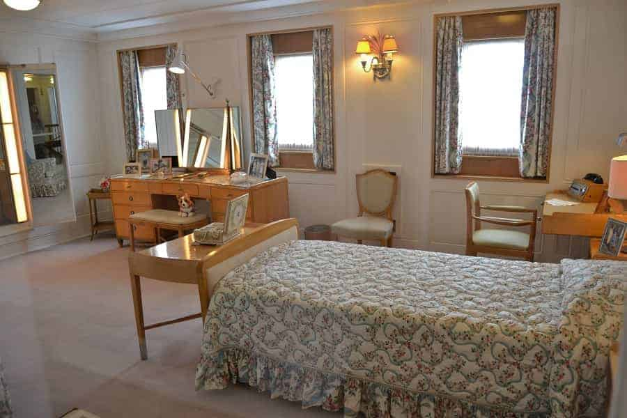 Royal Britannia Bedroom