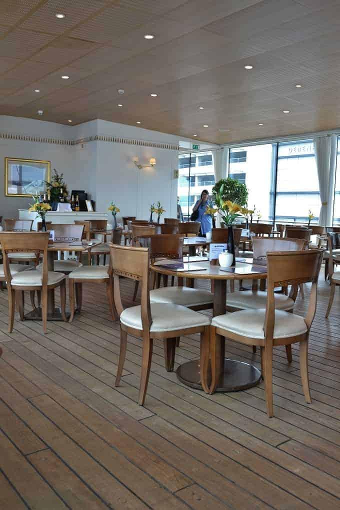 Royal Tearoom on Britannia