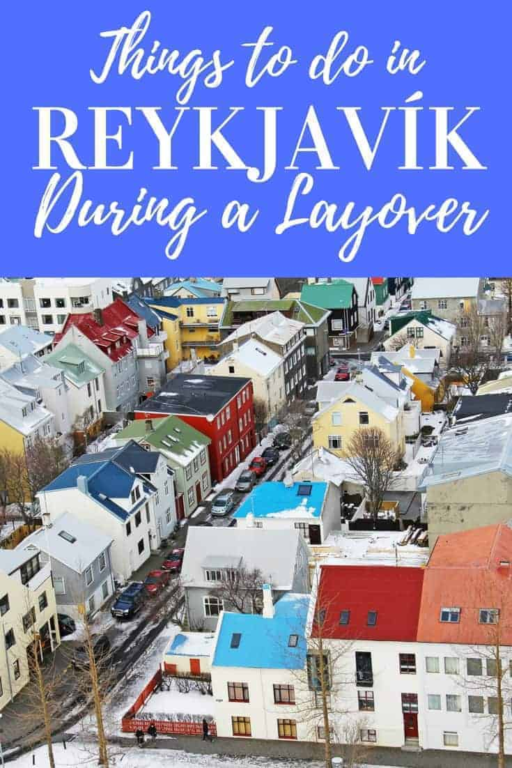 Things to do in Reykjavik During a Layover