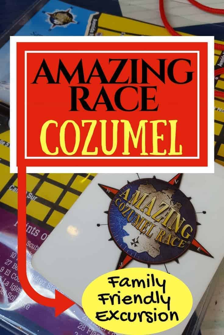 Amazing Race Cozumel Family Friendly Excursion