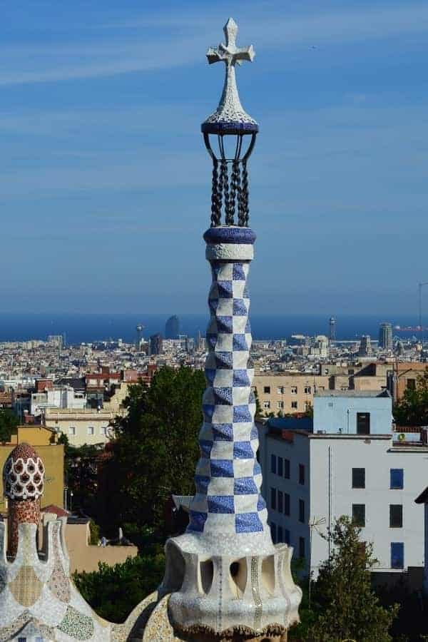 Park Guell Whimsy