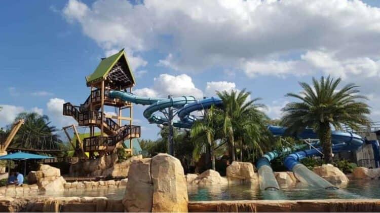 Aquatica Water Park in Orlando