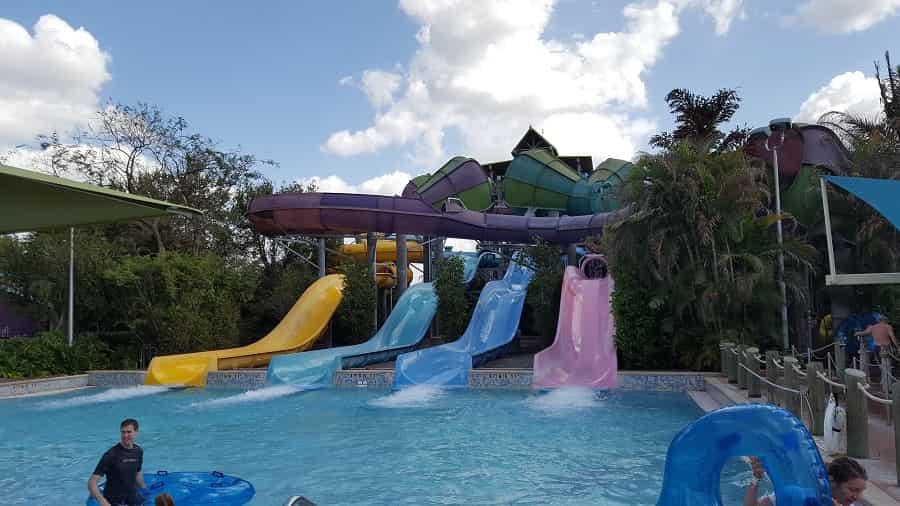 Aquatica Slides