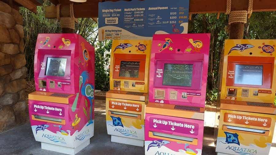 Buying Aquatica Orlando Tickets