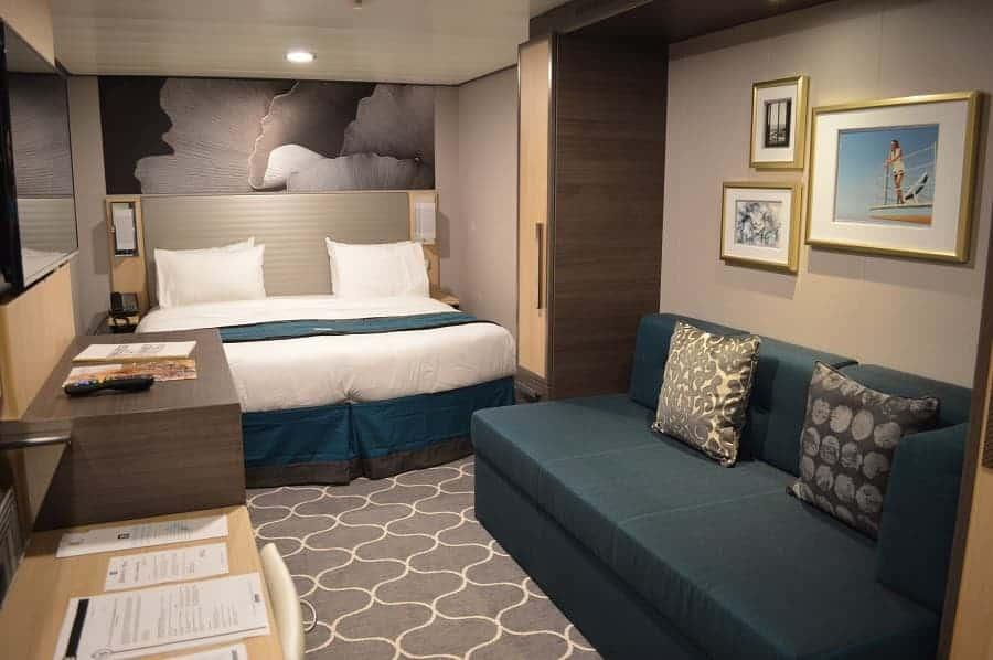 Interior Cabin Harmony on the Seas