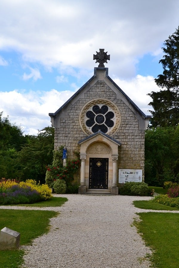 Chapel in Fleury