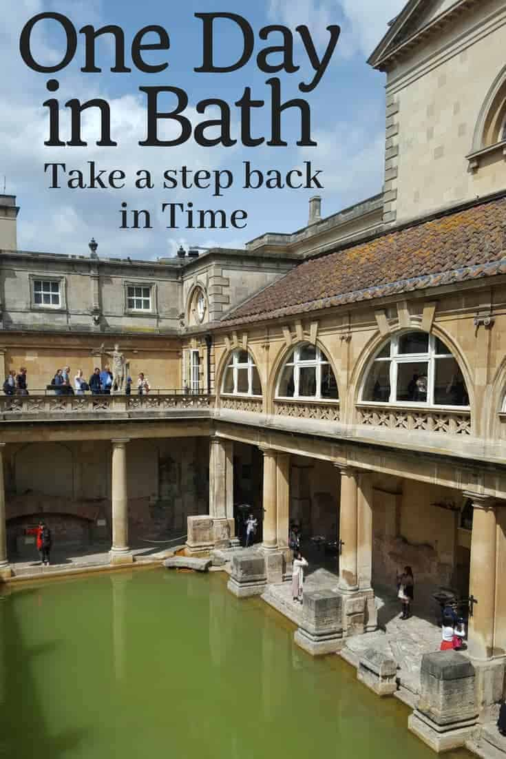 One Day in Bath Itinerary
