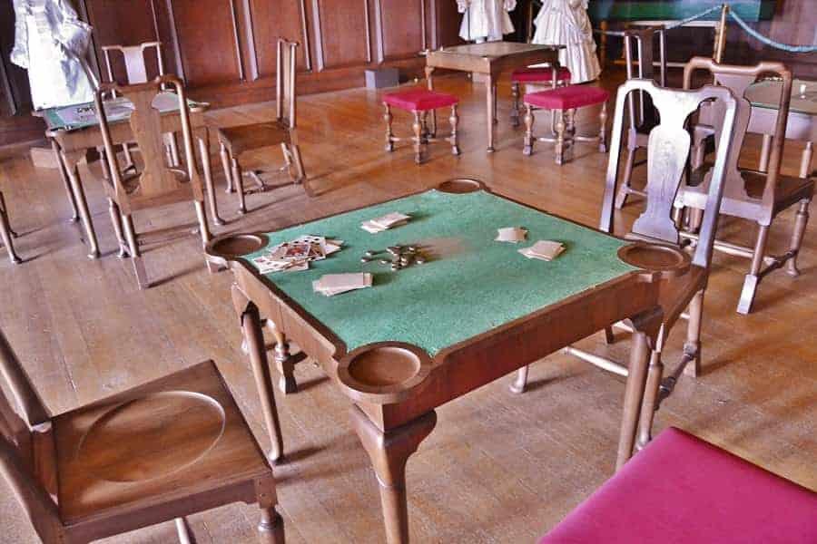 Hampton Court Game Room