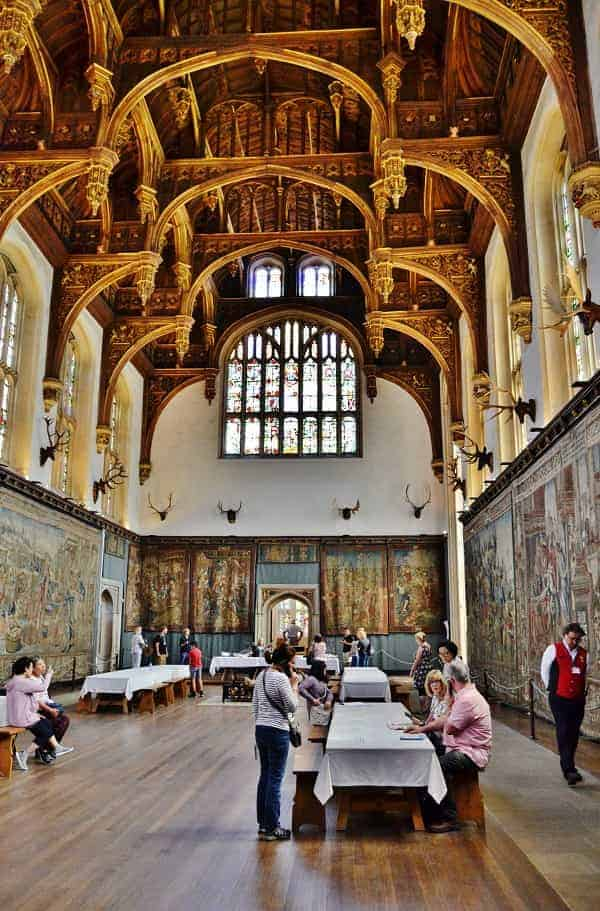 Great Hall in Hampton Court Palace