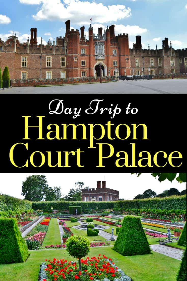Day Trip to Hampton Court Palace