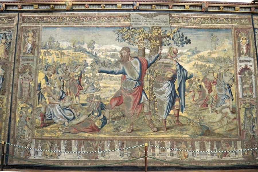 Hampton Court Tapestry